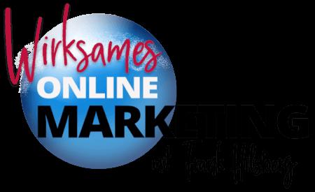 Wirksames Online-Marketing mit Frank Hilsberg Logo